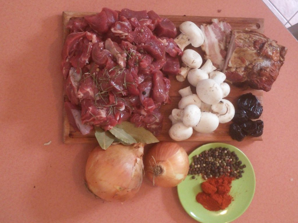 Organic meat from Stara planina